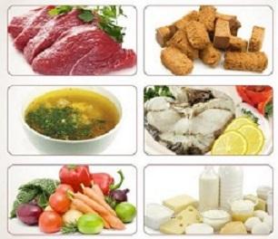 allowed and forbidden foods for pancreatitis